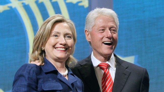 Clinton: volveré a la Casa Blanca  ...  si me lo piden