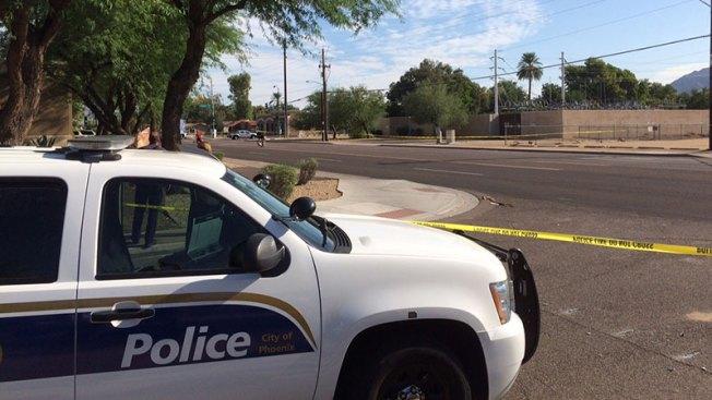 Muere peatón tras ser atropellado en Phoenix