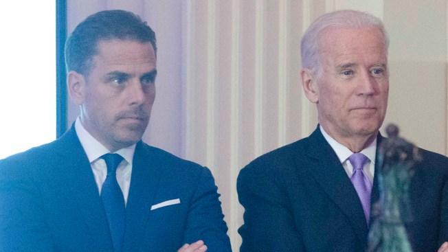Hunter Biden renunciará a junta de empresa china para evitar conflictos de intereses