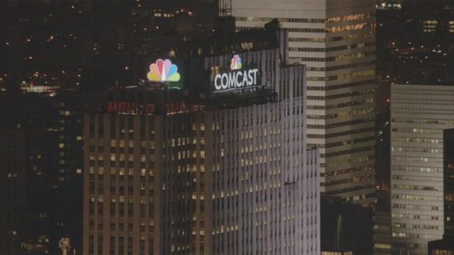 Comcast rebautiza icónica torre en Manhattan