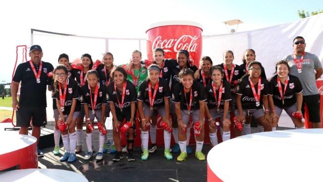 Denver: Resultados Copa Coca-Cola® 2016