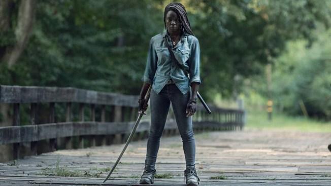 """""""Michonne"""" confirma su salida de """"The Walking Dead"""""""