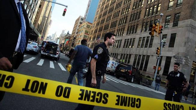 NY: ataque en edificio federal deja dos muertos