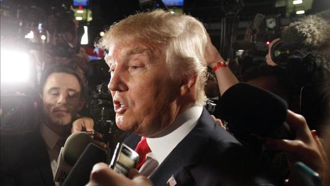 Trump promete no postular como independiente