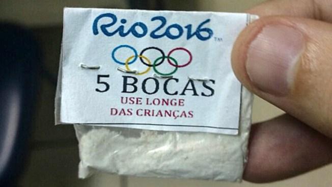 Lo que faltaba: ¡cocaína y crack olímpicos!