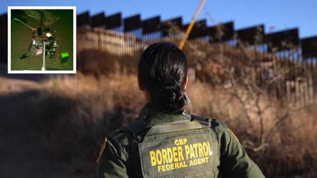 Los drones y el narcotráfico en la frontera