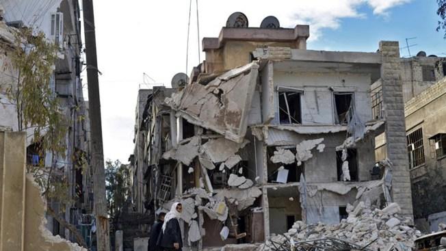 Rehén estadounidense habría muerto en Siria