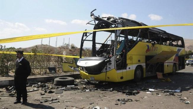 Se responsabiliza Estado Islámico de ataque a coptos