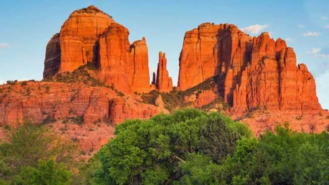 ¡Entrada gratis en parques de Arizona!