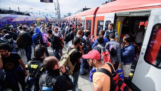 Alemania restablece controles fronterizos