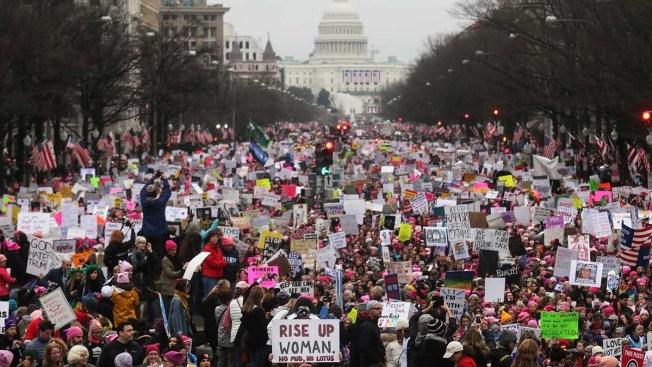 La palabra de 2017 para Merriam-Webster — Feminismo