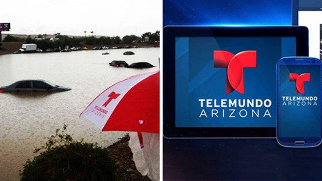 Envíanos tus fotos y videos sobre lluvias, tormentas o cualquier situación en tu comunidad