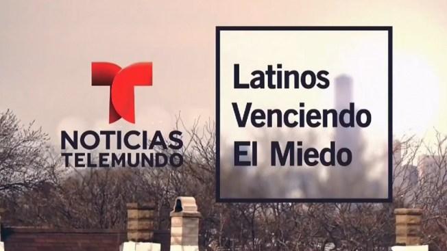 Latinos venciendo el miedo: respuestas de inmigración