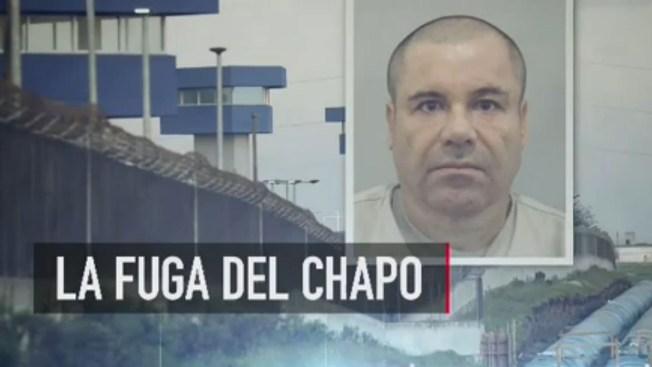 """Fuga de """"El Chapo"""" evidenciaría corrupción"""