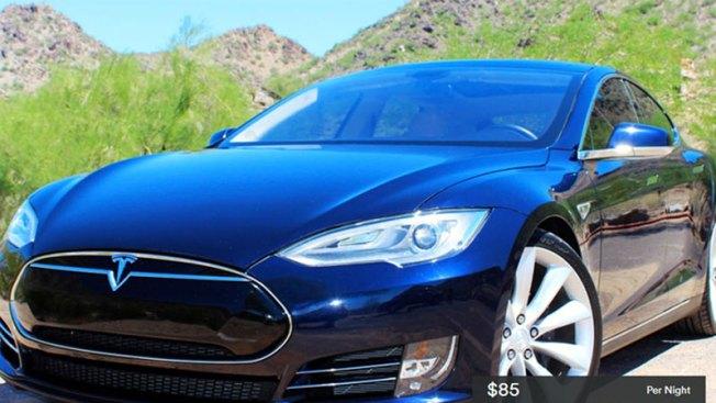 Hotel en Arizona, ¿pero en un automóvil?