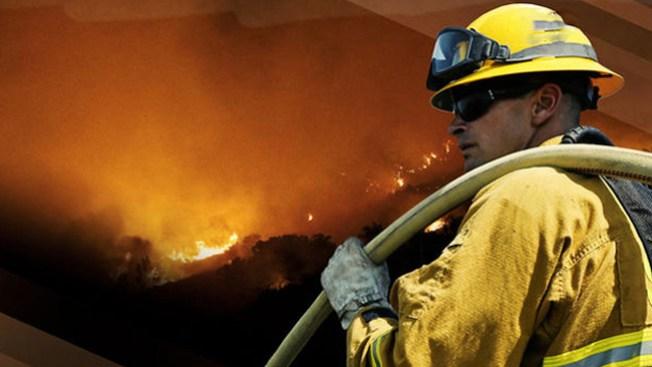 ¿Qué hacer en caso de un incendio forestal?