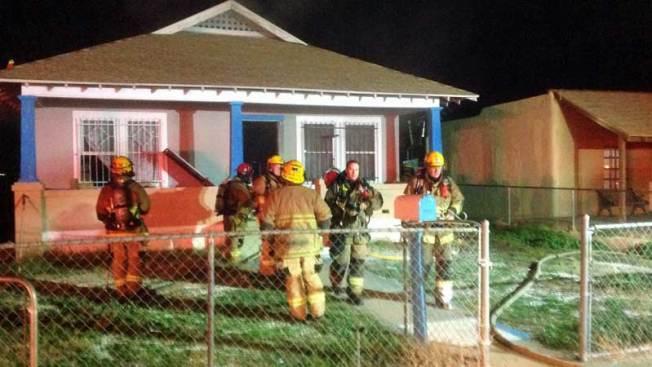 Incendio en vivienda preocupa a comunidad