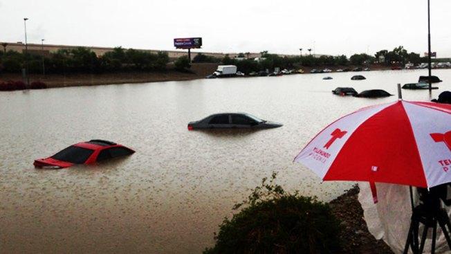 Arizona: Emiten alerta por posibles inundaciones