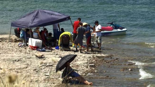 Encuentran cuerpo de menor ahogado en lago