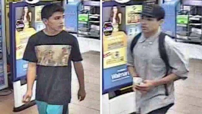 Buscan a jóvenes tras asalto en supermercado