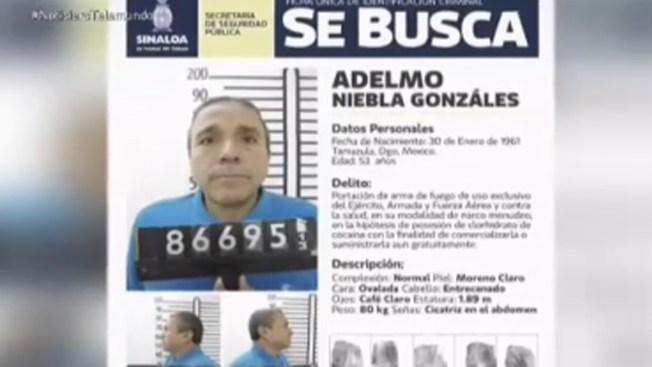 """Asistente de """"El Chapo"""" huyó de similar manera"""
