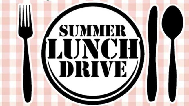 """Únete a la donación del """"Summer Lunch Drive"""""""
