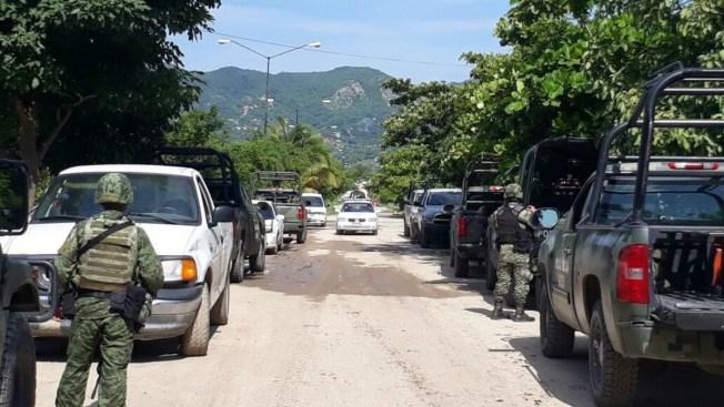 Día sangriento en Acapulco: 13 muertos