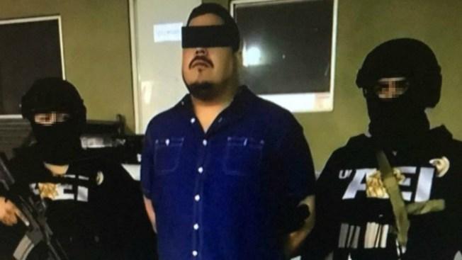 Líder del Cartel del Golfo, arrestado en Monterrey