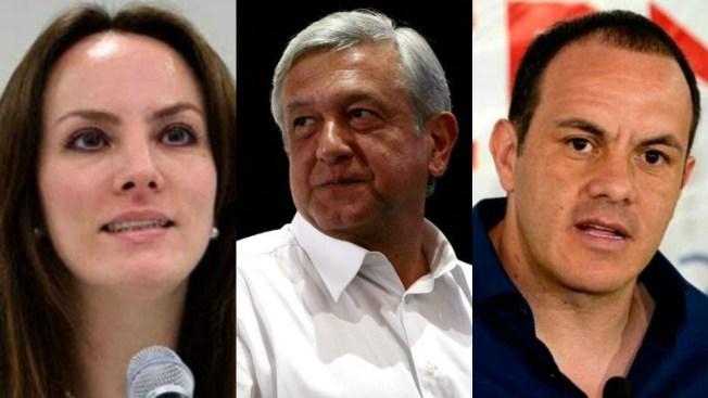 Exfutbolista Cuauhtémoc Blanco se integra con López Obrador