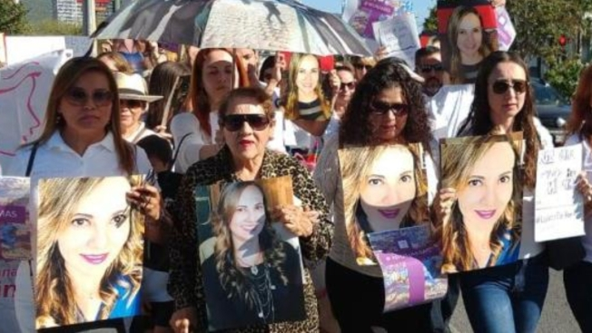 Buscan aclarar feminicidio de exesposa de ejecutivo