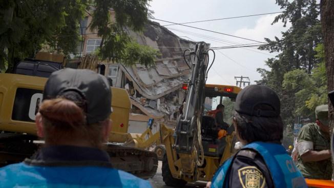 México: se reduce la esperanza de hallar sobrevivientes