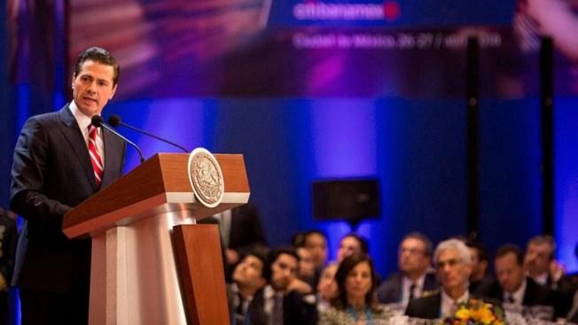 Peña Nieto alerta sobre políticas populistas