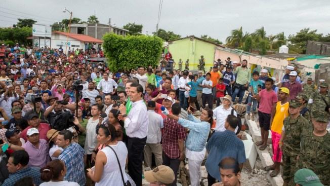 Plan de 3 objetivos para Chiapas y Oaxaca por sismo