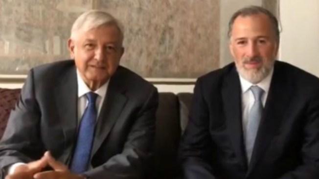 Próximo presidente se reúne con uno de sus ex rivales