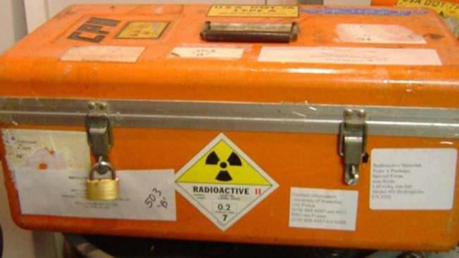 Alertan por robo de fuente radiactiva
