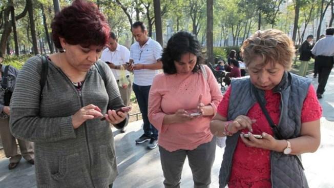 Dos sismos en la capital mexicana reviven temores
