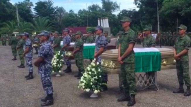 """Hijos del """"Chapo"""" niegan ataque a militares"""