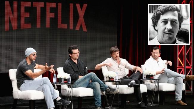 """Los tráilers de """"Narcos"""", la serie sobre Escobar"""