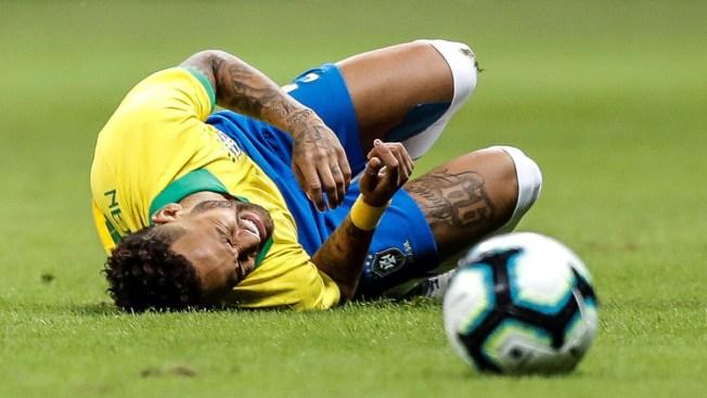 Brasil en problemas: Neymar queda fuera de la Copa América por lesión