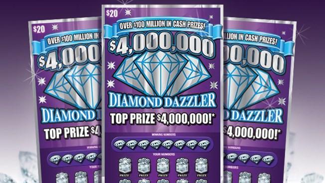 Mujer reclama 2 premios de la lotería el mismo día