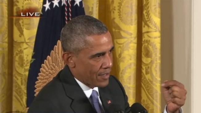 Obama defiende acuerdo con Irán
