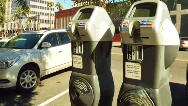 Aumenta precio de parquímetros en Tucson