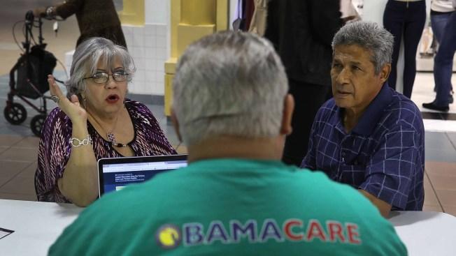 Obamacare: concluye inscripción y proyectan menos usuarios
