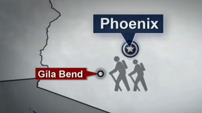 Mueren familiares durante caminata en Gila Bend