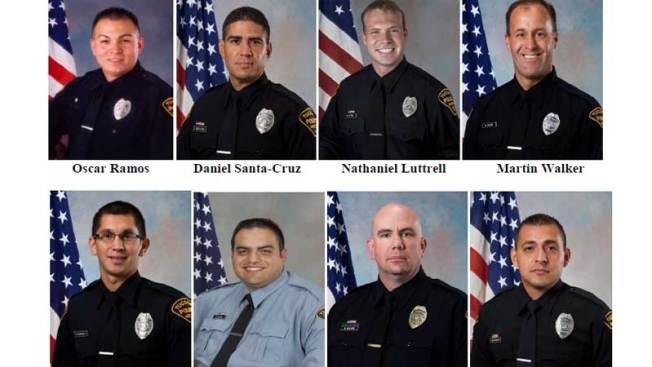 Actividad criminal involucraba policías de Tucson