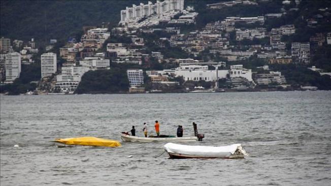 Autoridades buscan barco desaparecido