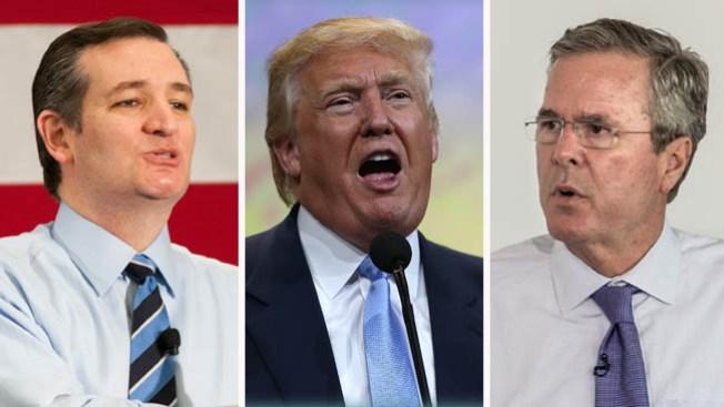 Trump divide dentro del partido republicano