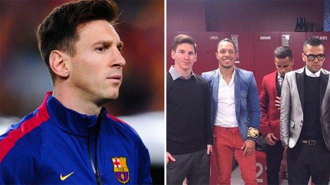 Ropa de Leo Messi provoca burlas