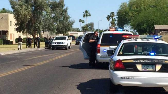 Oficiales investigan tiroteo en Glendale