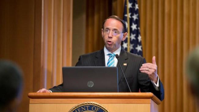 Subsecretario de Justicia de EEUU presenta su renuncia